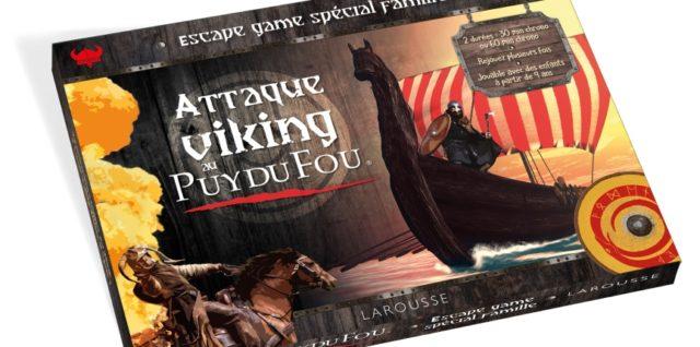 Attaque Viking au Puy du Fou