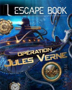 Escape book Opération Jules Verne