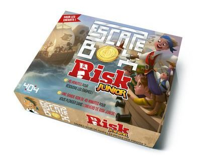 Escape box Risk Junior