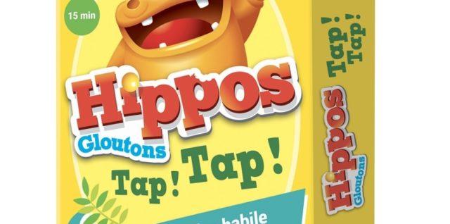Hippos Gloutons Tap ! Tap !