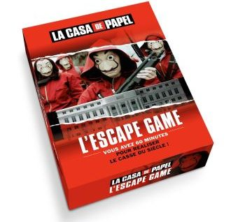 L'Escape Game La Casa de Papel