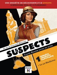 Suspects - Le Cas MacGuffin