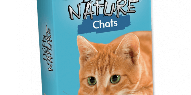 Défis Nature - Chats