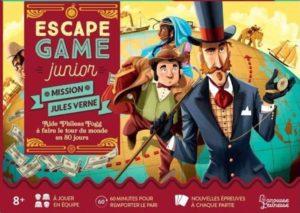 Escape Game Junior – Mission Jules Verne