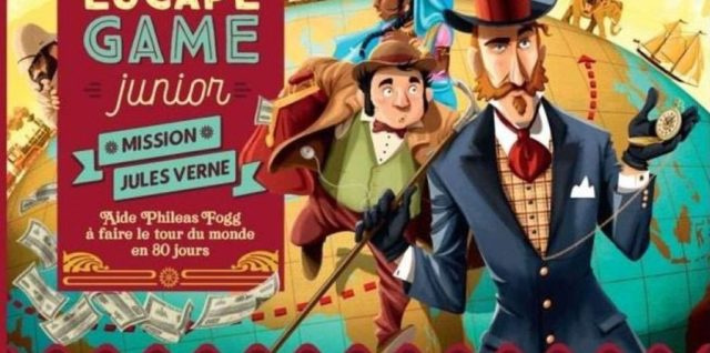 Escape Game Junior – Mission Jules Verne