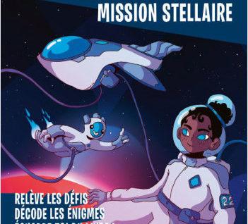 Escape book Mission Stellaire