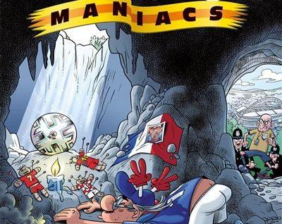Les Footmaniacs T19