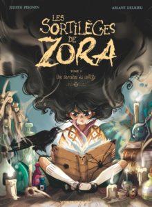 Les Sortilèges de Zora T1 Une sorcière au collège