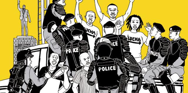 Lucha : chronique d'une révolution sans armes au Congo