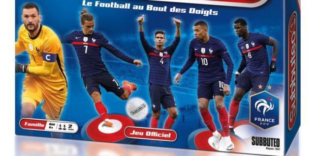 Subbuteo Équipe de France
