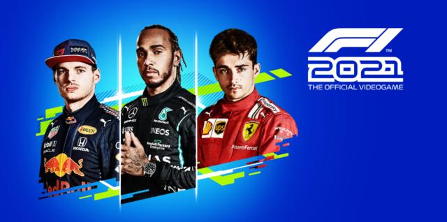 F1 2021 dévoile son casting 5 étoiles !