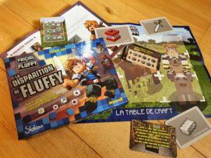 Escape Box Frigiel et Fluffy - La disparition de Fluffy