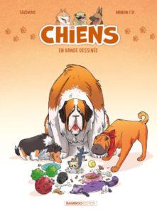 Les Chiens en bande dessinée T1