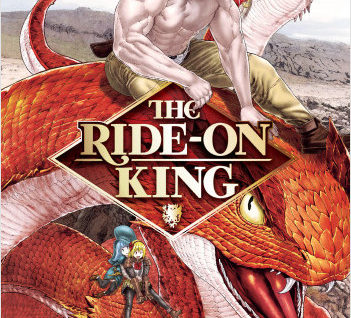 The ride-on King T2