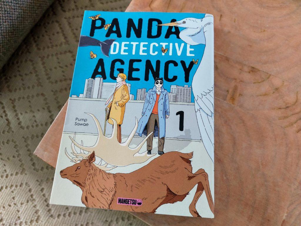 Panda Detective Agency