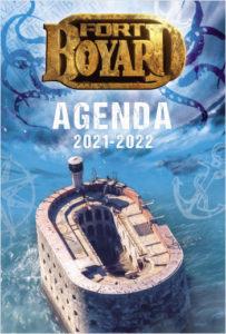 Agenda 2021 2022 Fort Boyard