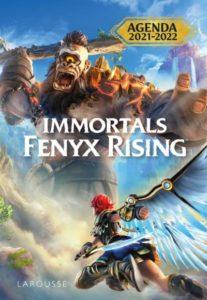 Agenda 2021-2022 Immortals Fenyx Rising