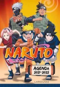 Agenda 2021-2022 Naruto