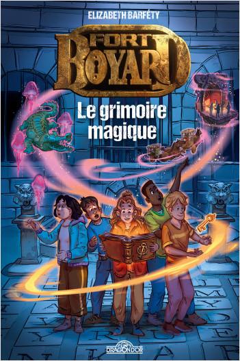 Fort Boyard T1 Le grimoire magique