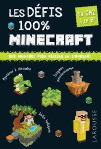 Les défis 100% Minecraft CM2-6e