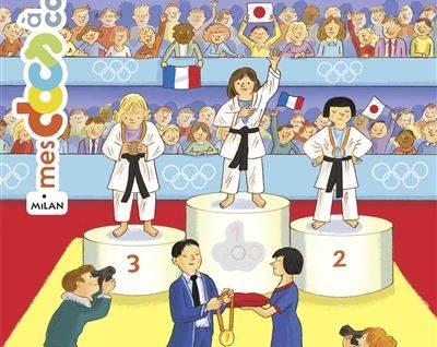 Mes docs à coller- Les Jeux Olympiques
