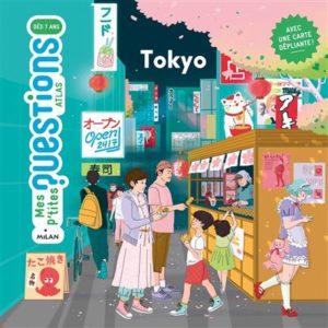 Mes p'tites questions Atlas - Tokyo