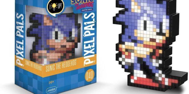 le Pixel Pals - Sonic the Hedgehog