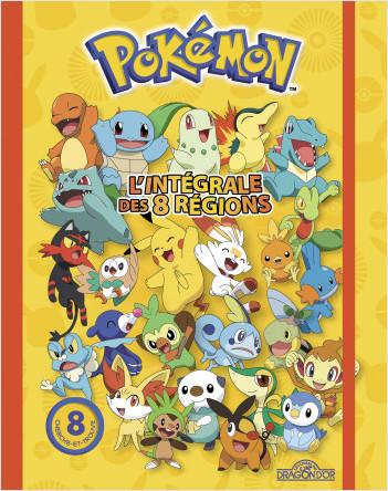 Pokémon – L'Intégrale des huit régions