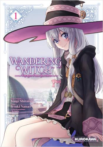 Wandering Witch Voyages d'une sorcière T1
