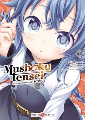 Mushoku Tensei - Les aventures de Roxy T6
