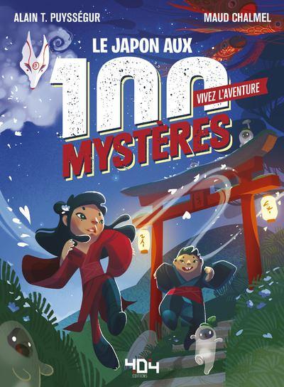 Vivez l'Aventure - Le Japon aux 100 mystères