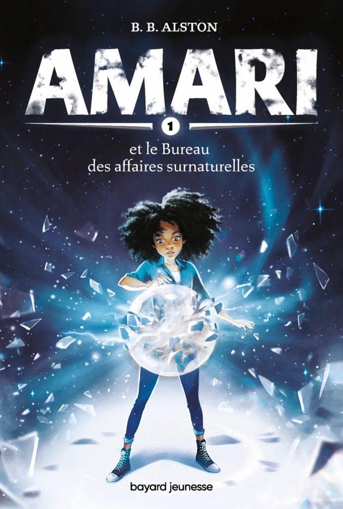 Amari T1 Amari et le Bureau des affaires surnaturelles