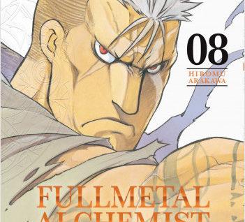 Fullmetal Alchemist Perfect T08