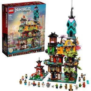 Jardins de la ville de Ninjago