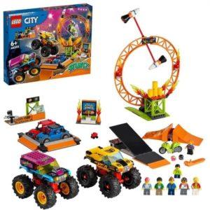 LEGO City Stuntz L'Arène de Spectacle des Cascadeurs