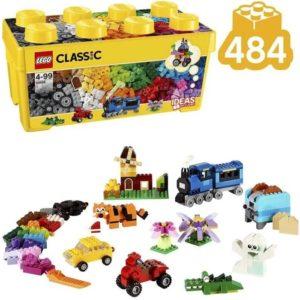 LEGO Classic La boîte de briques créatives