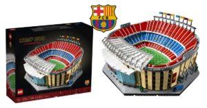 LEGO Le Camp Nou FC Barcelone