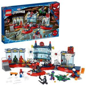 LEGO Marvel L'attaque contre le repaire de Spider