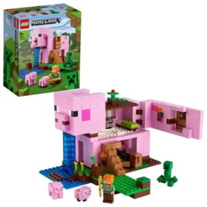 LEGO Minecraft. Avec La Maison Cochon