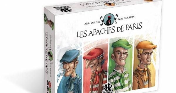 Les Apaches de Paris