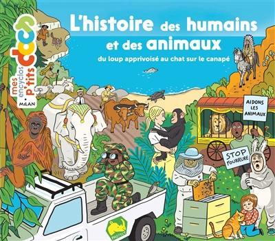 L'histoire des humains et des animaux