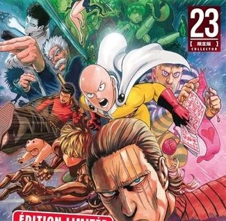 One-Punch Man T23 Faux-Semblant