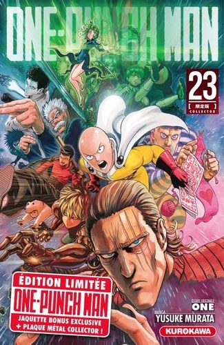 One-Punch Man T23