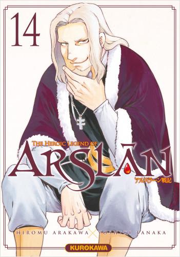 The Heroic Legend of Arslân T14