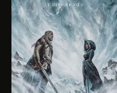 The Witcher illustré - Le Dernier Vœu