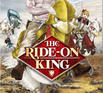 The ride-on King T3