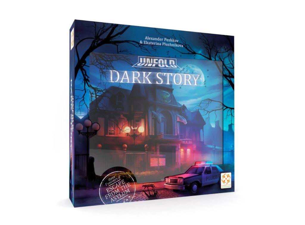 Unfold - Dark Story