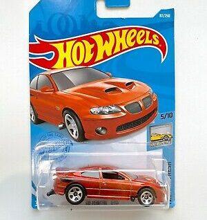 Hot Wheels '06 Pontiac GTO