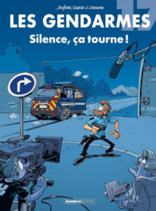 Les Gendarmes T17 Silence, ça tourne !