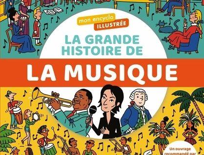 La grande histoire de la musique